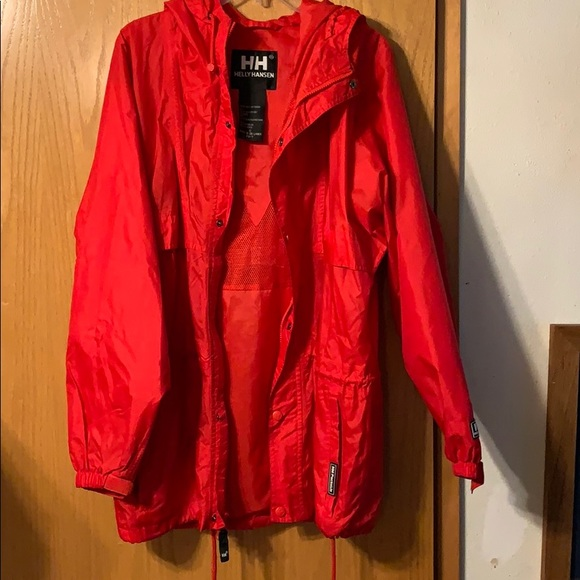 Helly Hansen Jackets & Blazers - Helly Hanson raincoat